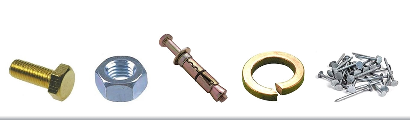 A comprehensive range of fixings