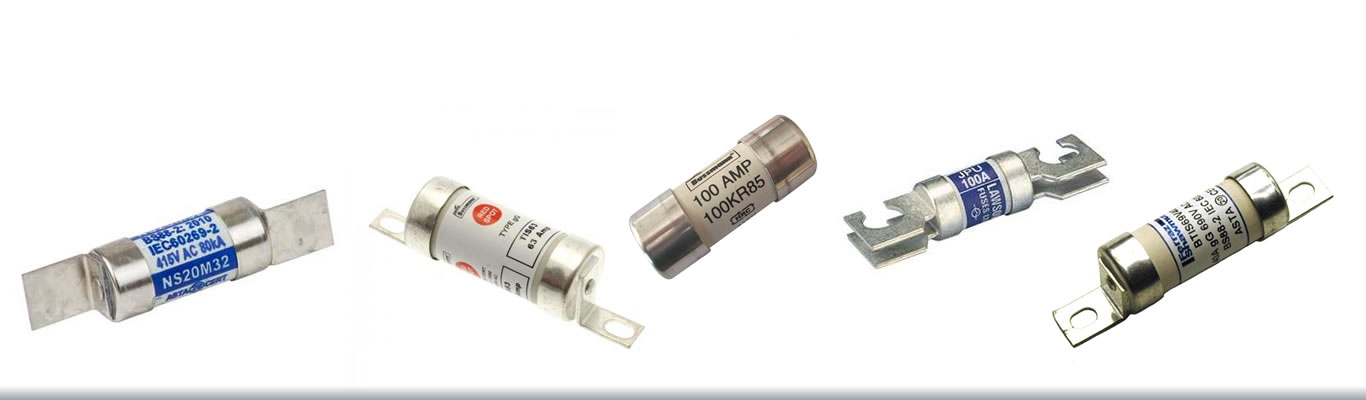 Domestic, commercial and industrial fuses