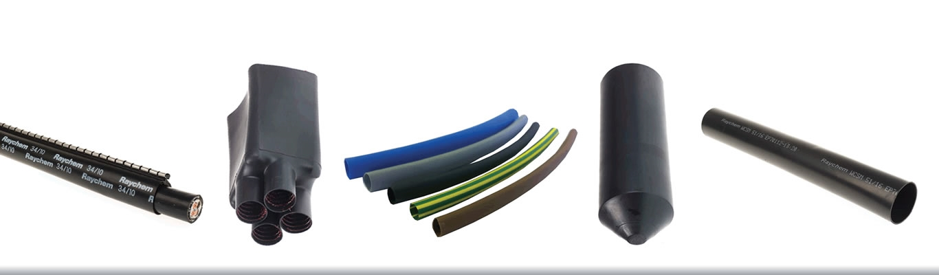Heatshrink and coldshrink solutions