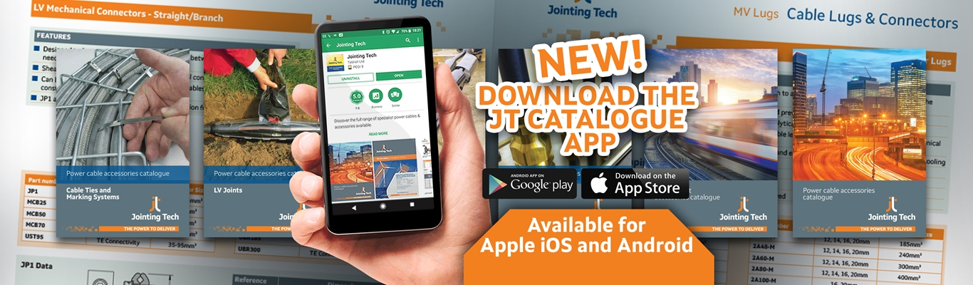 Download our Catalogue App now